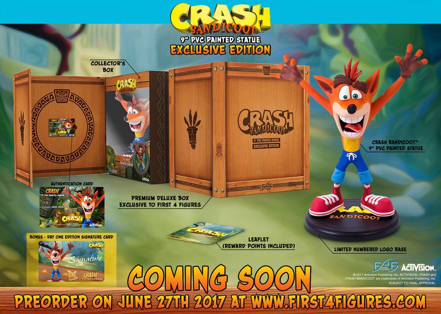 Crash Bandicoot 9