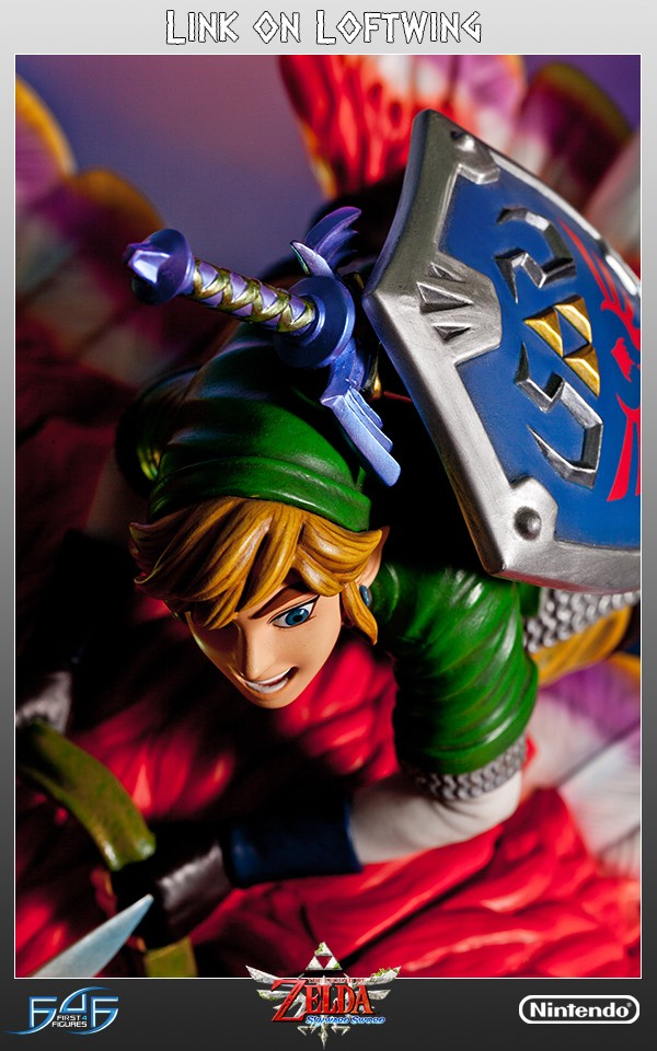 Link on Loftwing - Collectibles