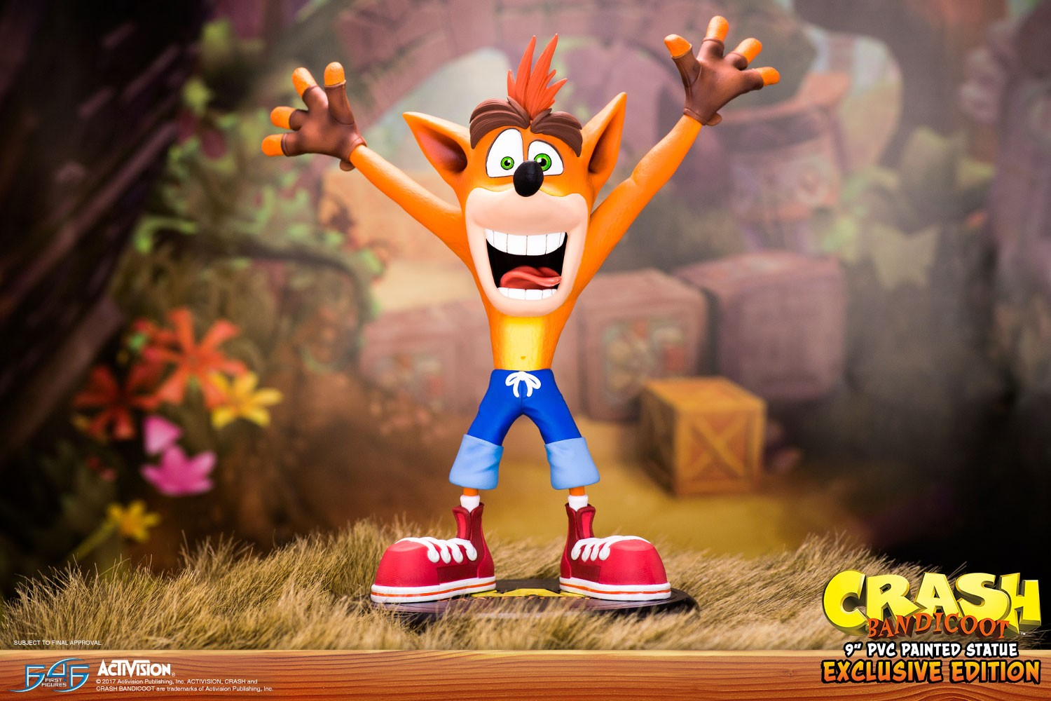 crash bandicoot exclusive. Black Bedroom Furniture Sets. Home Design Ideas