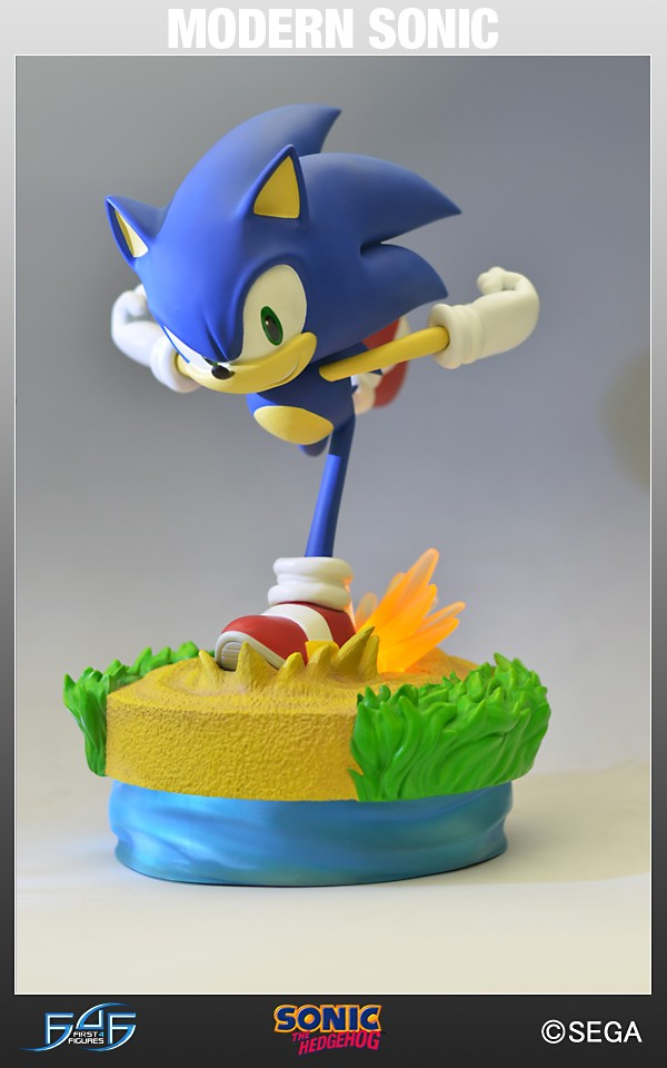 Modern Sonic Exclusive