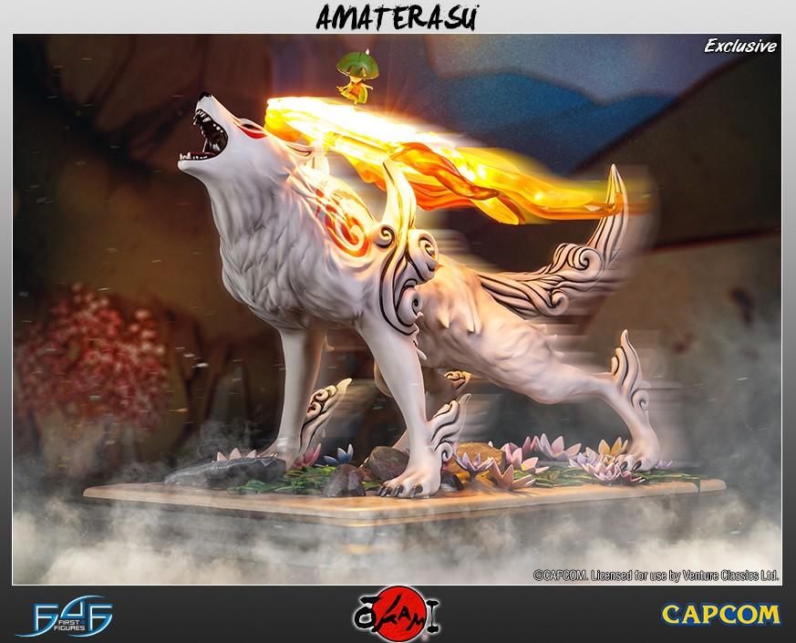 Amaterasu Exclusive