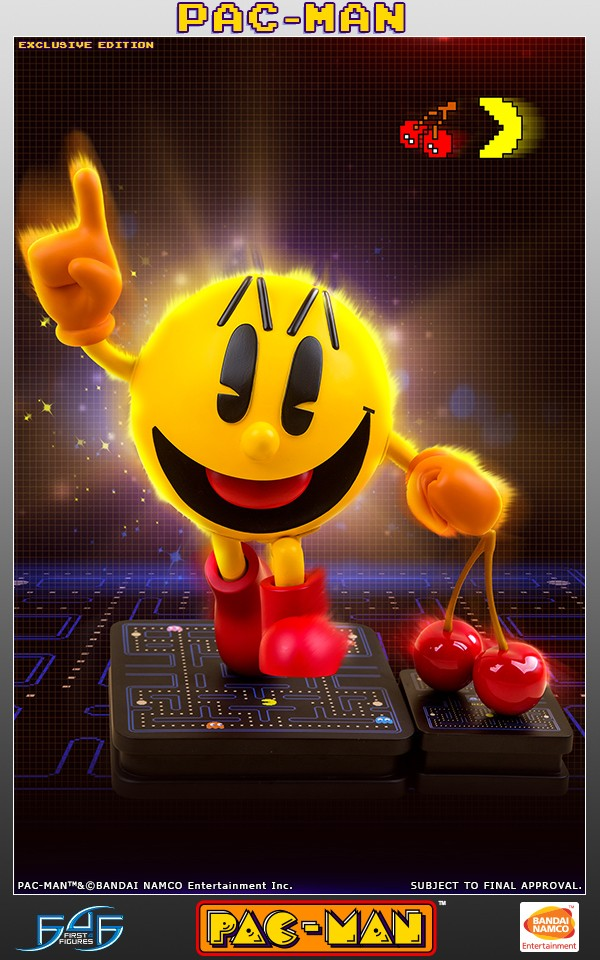 PAC-MAN Exclusive