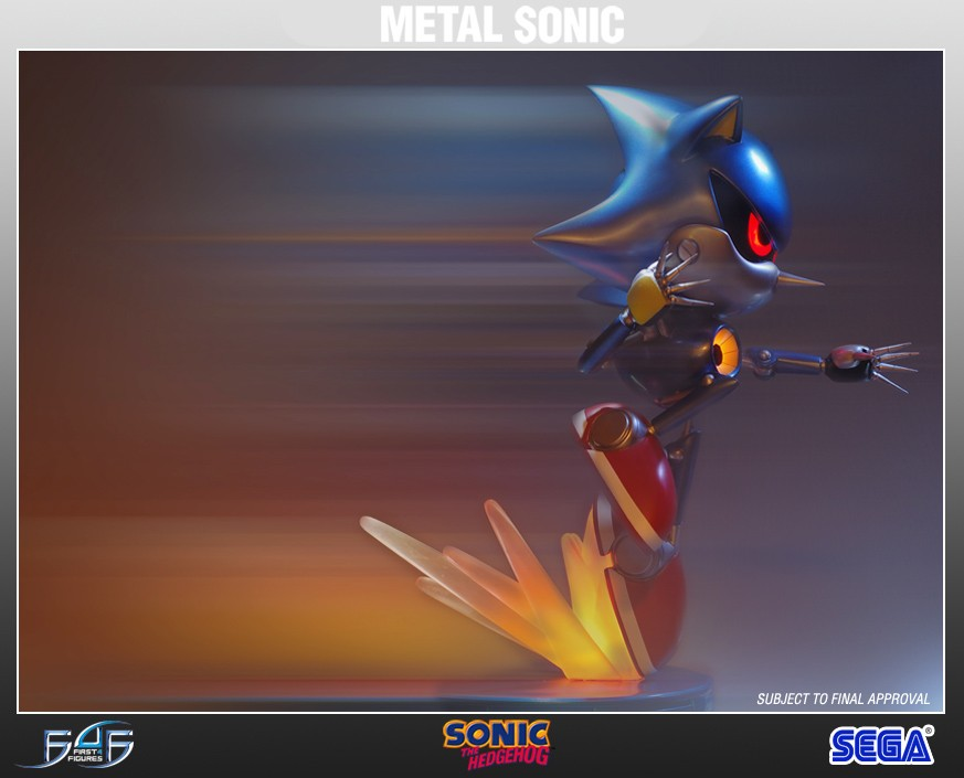 Metal Sonic Exclusive