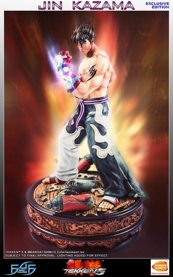 Jin Kazama - TEKKEN 5 (Exclusive)