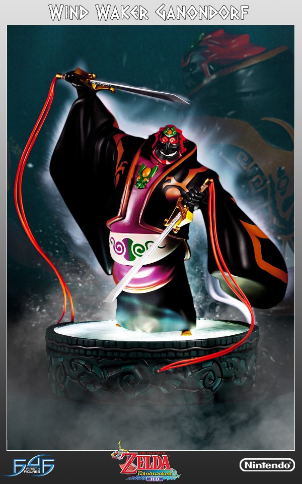 Wind Waker Ganondorf Exclusive
