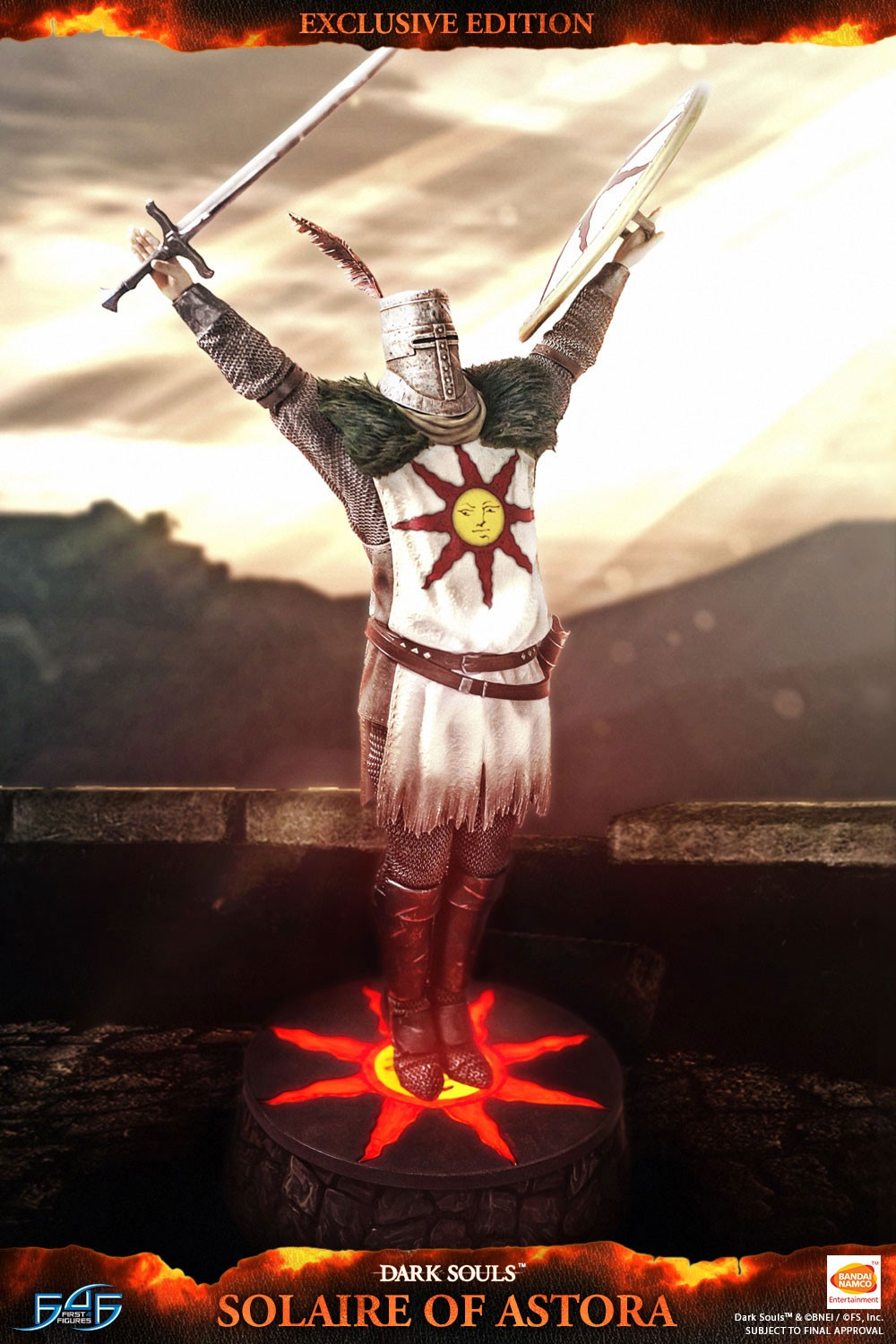 Solaire of Astora (Exclusive)
