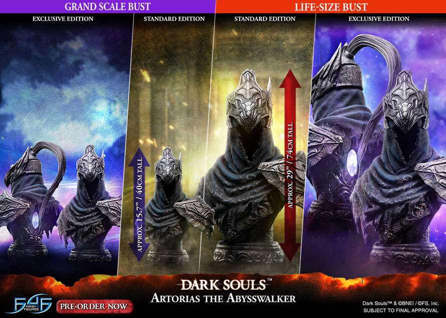 Dark Souls – Artorias the Abysswalker