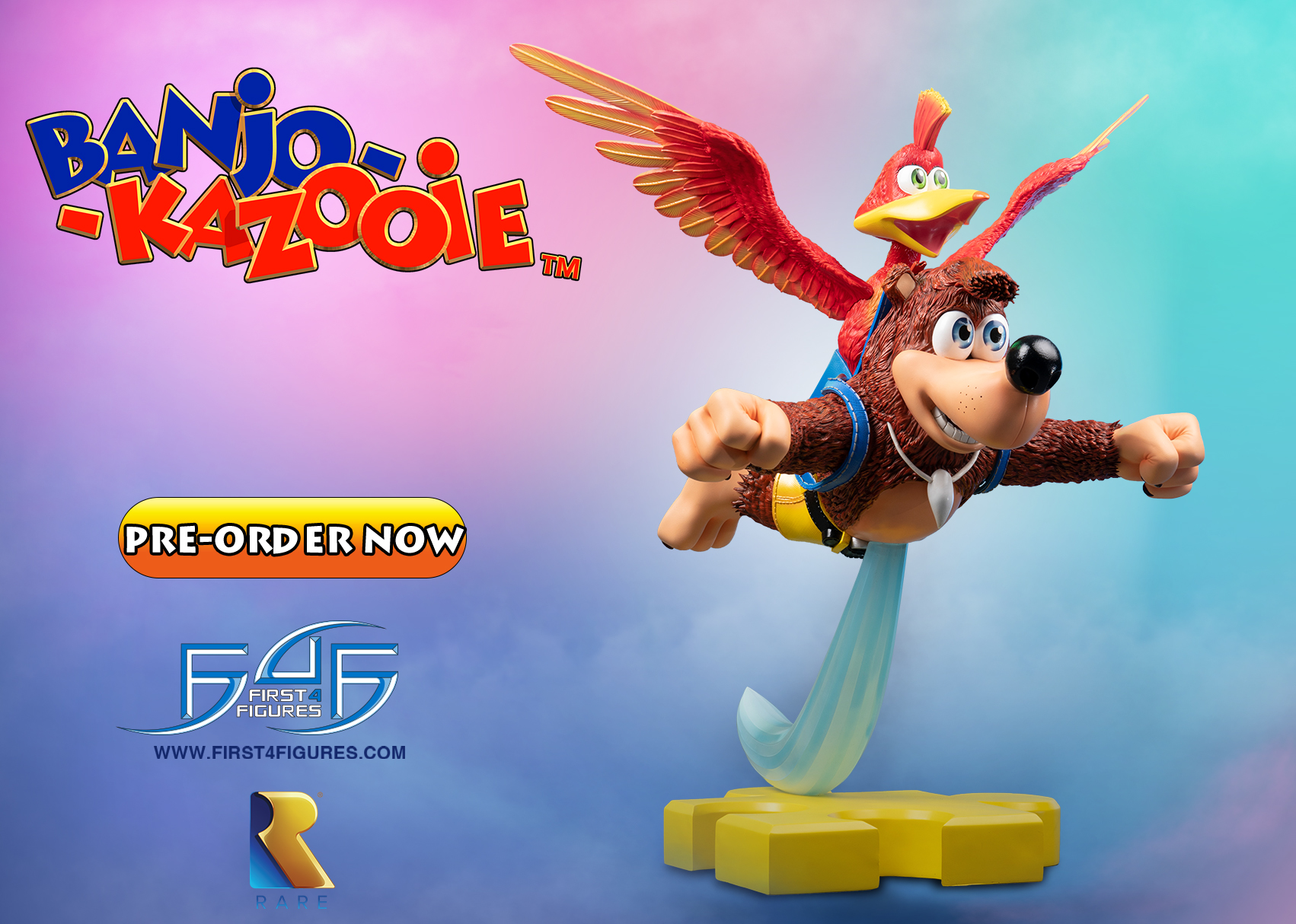 Banjo Kazooie (Regular)