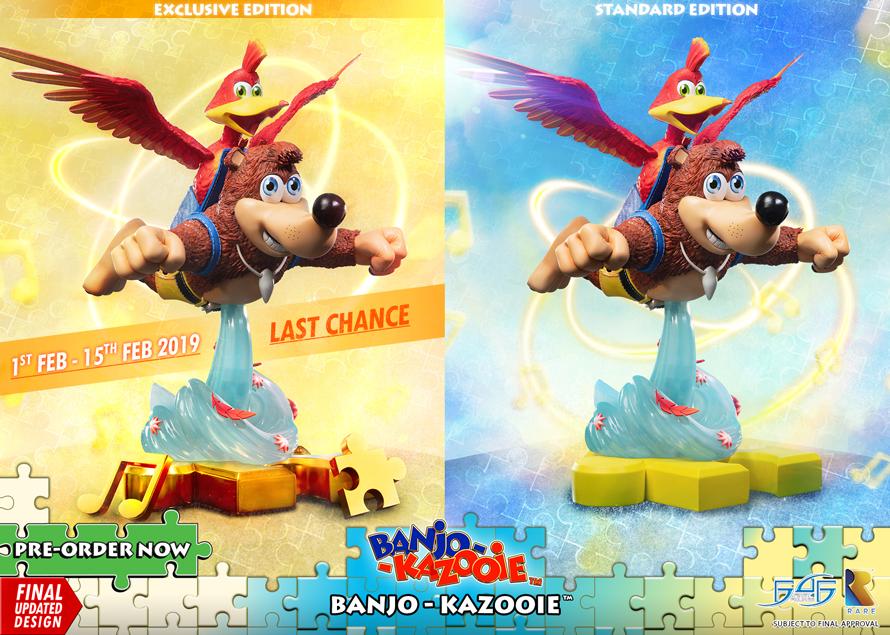Banjo Kazooie (Last Chance)