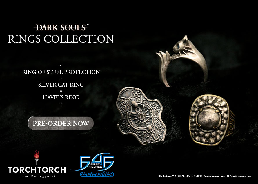 Torch Torch Dark Souls Rings