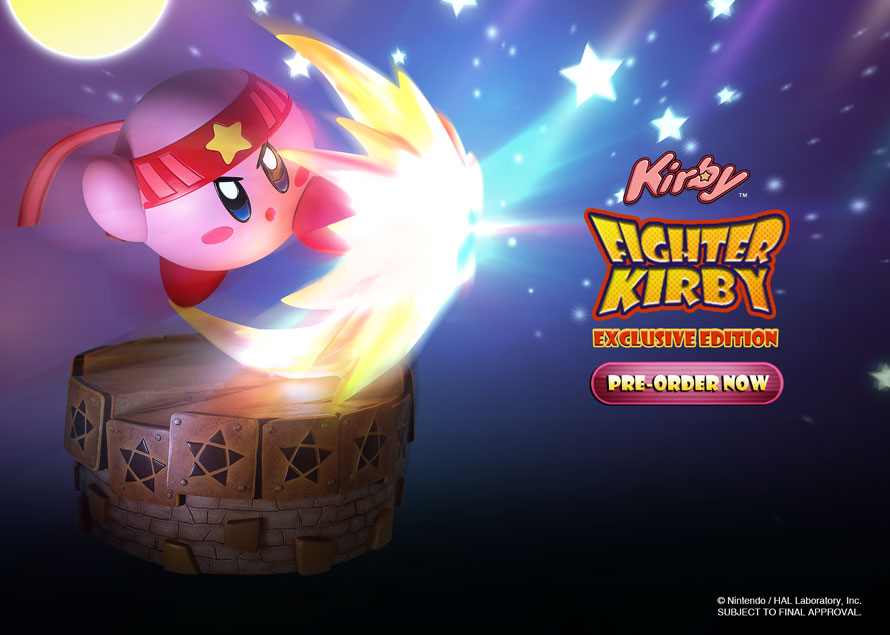 Fighter Kirby Exclusive