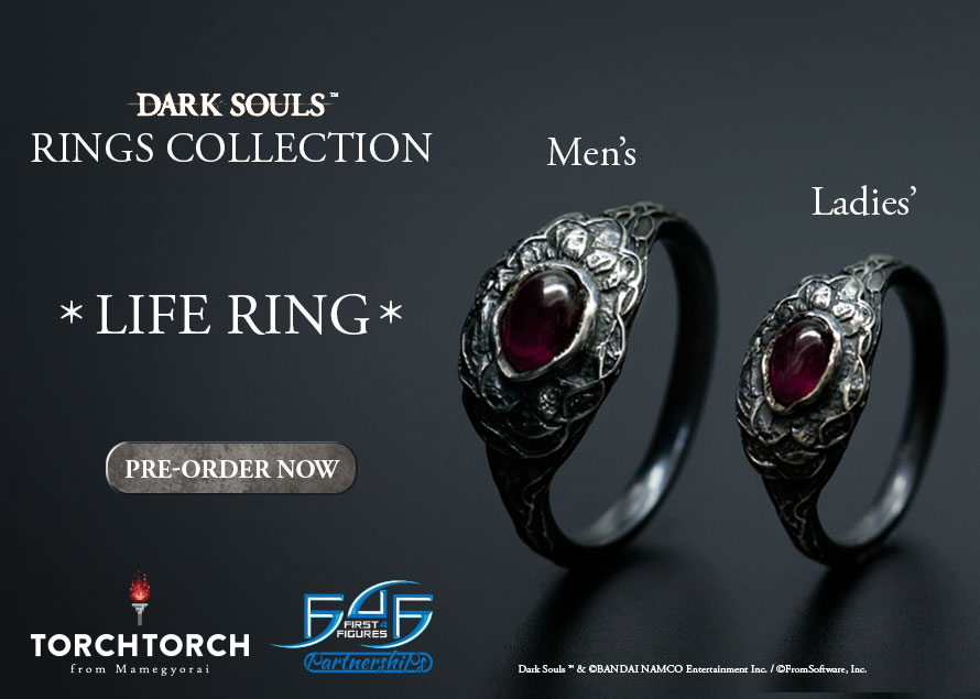 Torch Torch Dark Souls Life Ring