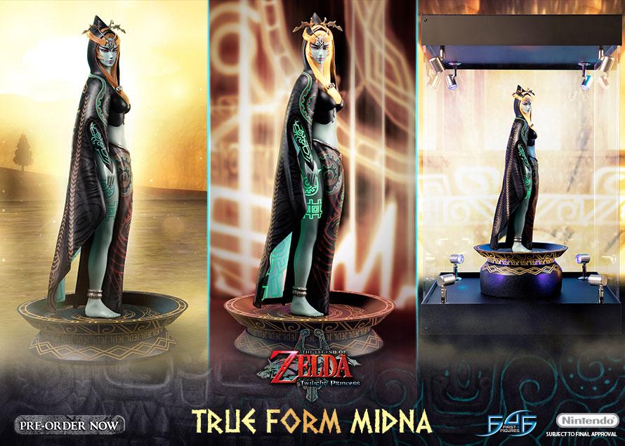 True Form Midna