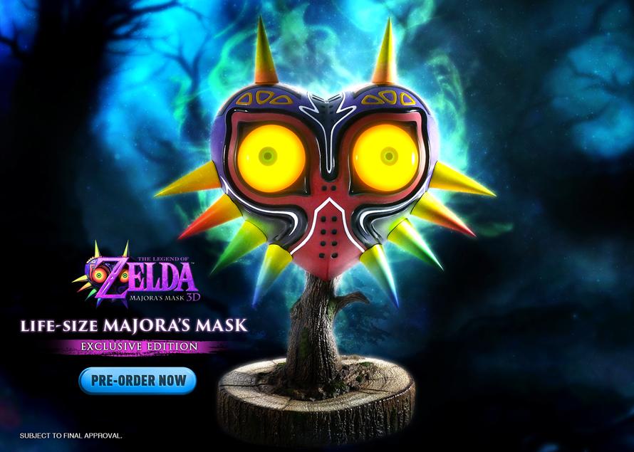 Majora's Mask (Exclusive)