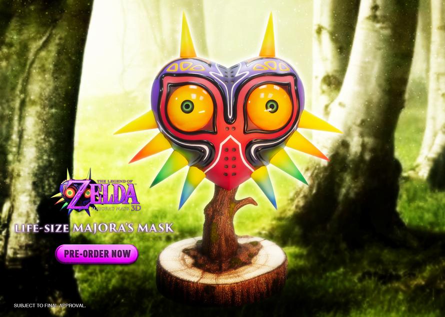 Majora's Mask (Regular)