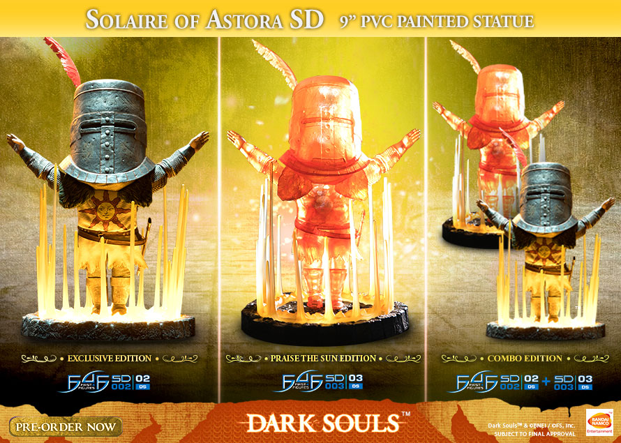 Solaire of Astora SD