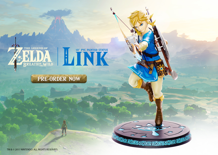 Breath of the Wild Link