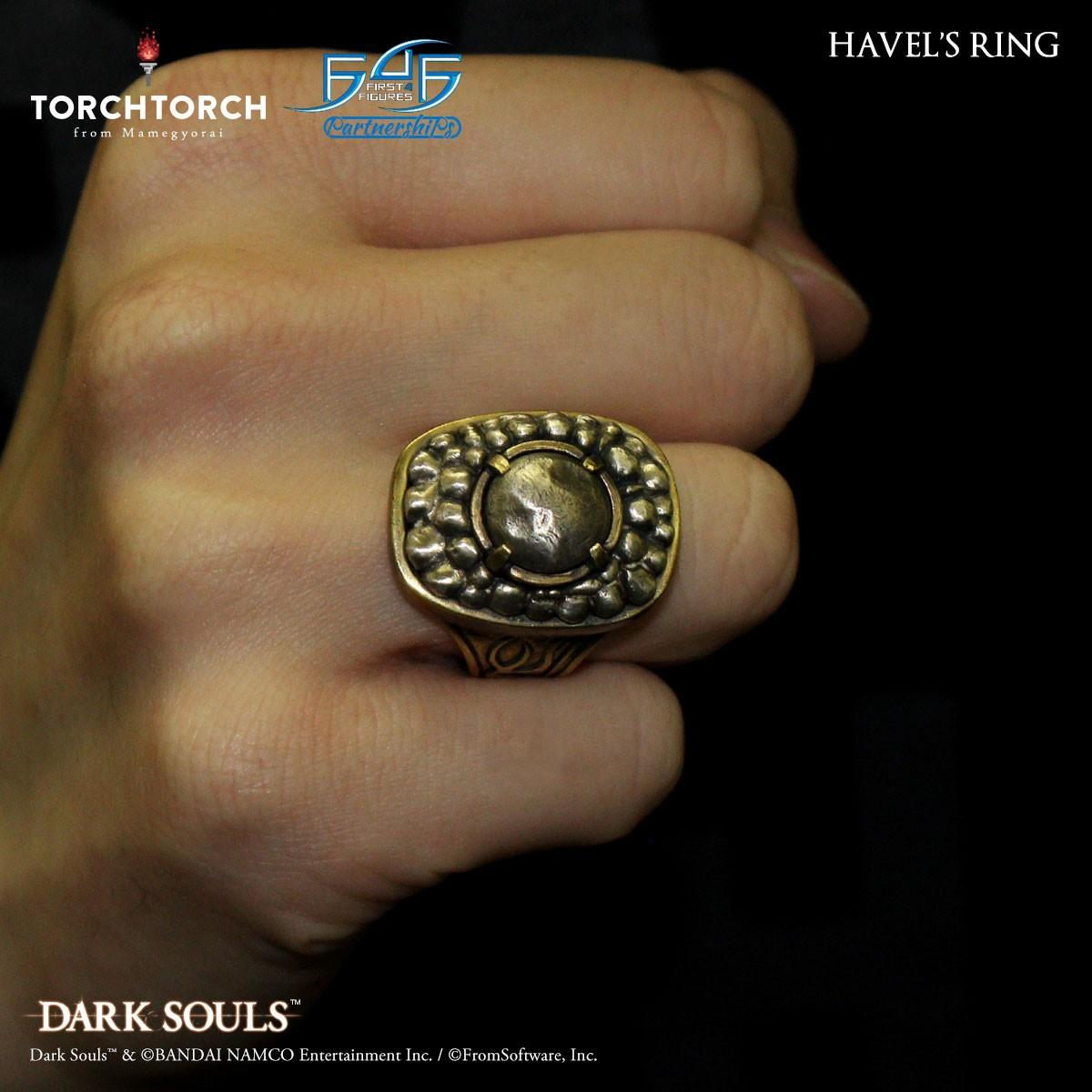 Dark Souls Ring That Increases Faih
