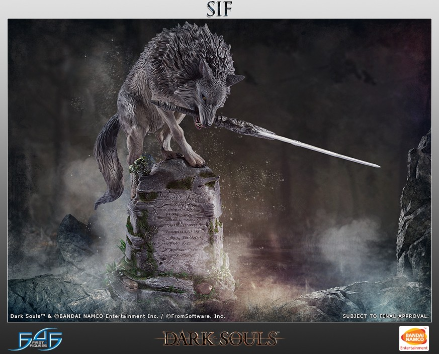 The Great Grey Wolf, Sif (Regular)