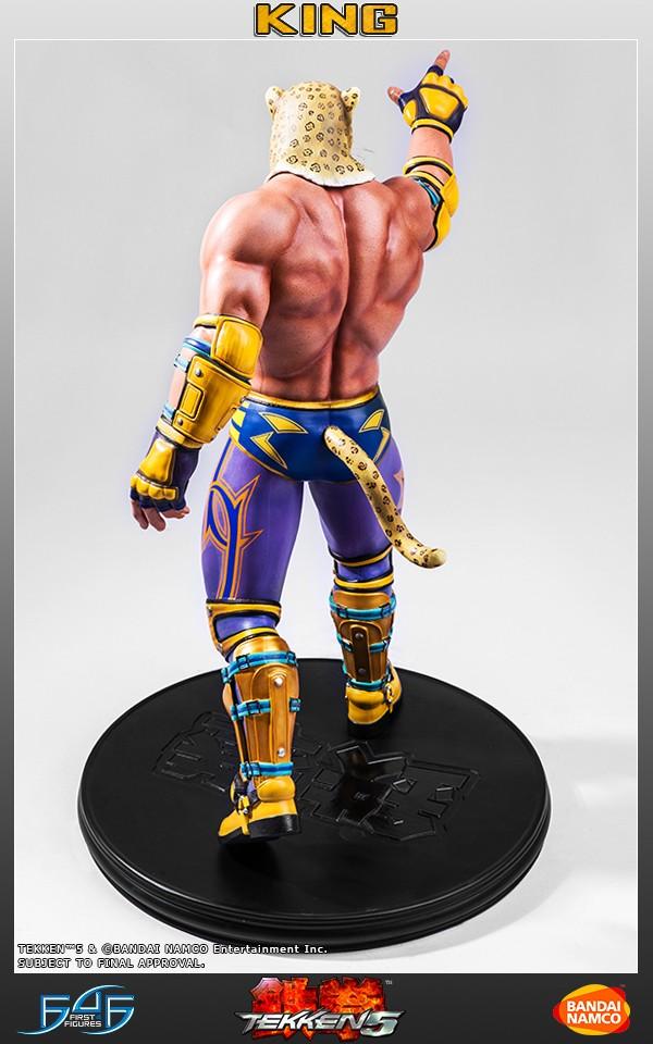 King Tekken 5