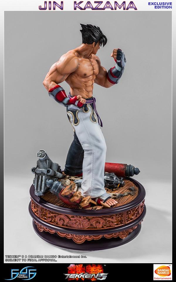 Jin Kazama Tekken 5 Exclusive