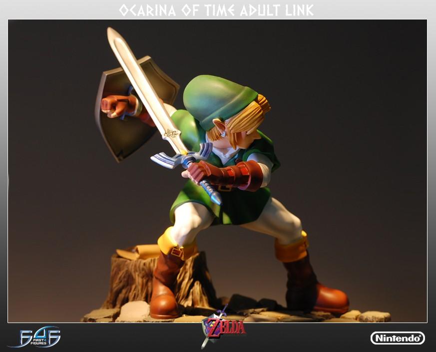 Ocarina of Time Link Evil Dark Sonic The Hedgehog