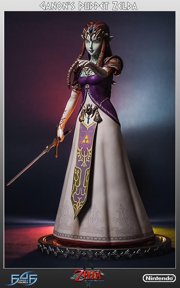 Zelda Twilight Princess Ganondorf Ganon's Puppet Zelda