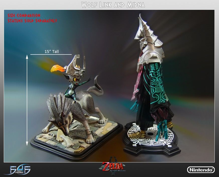 List Of Transformers >> Wolf Link and Midna