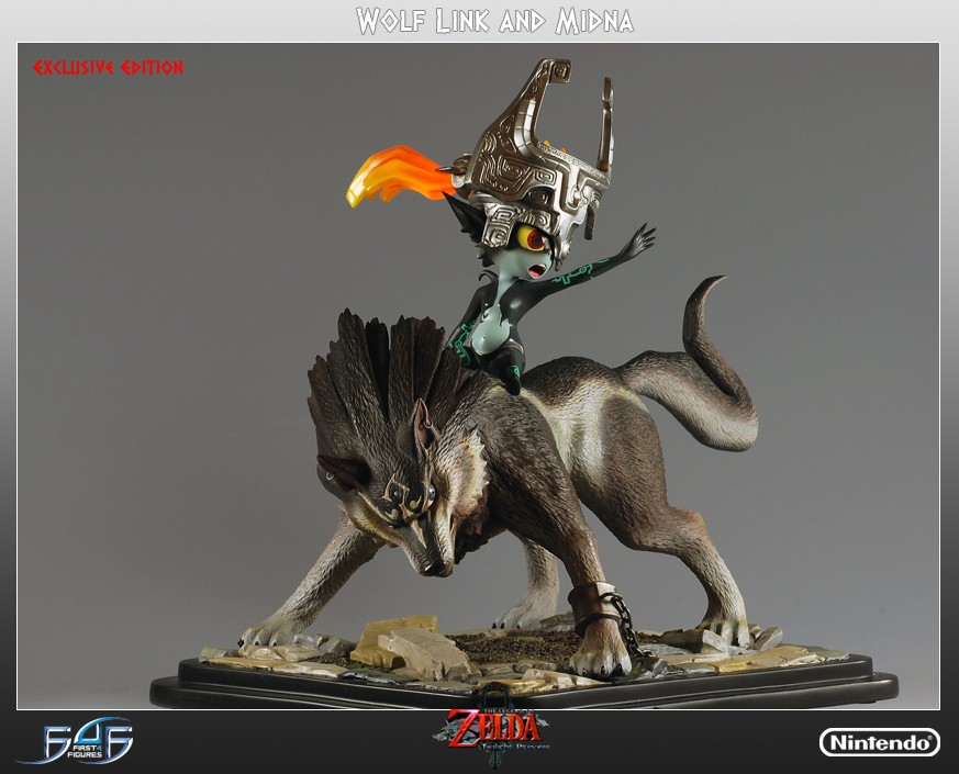 List Of Transformers >> Wolf Link and Midna Exclusive