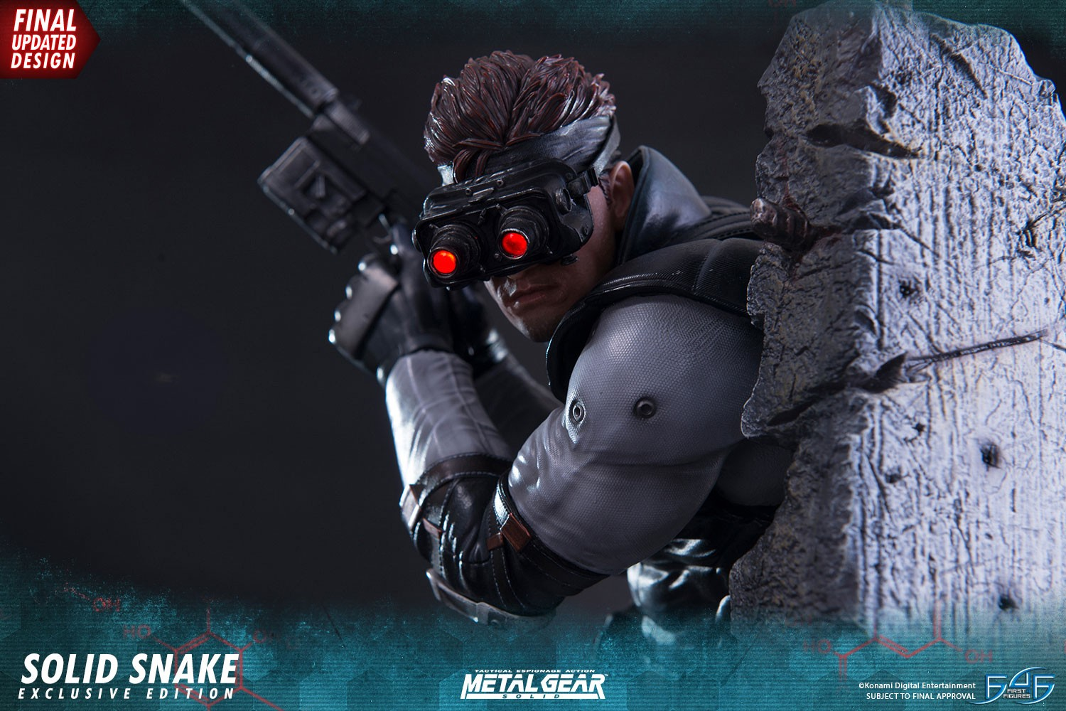 Solid Snake Exclusive