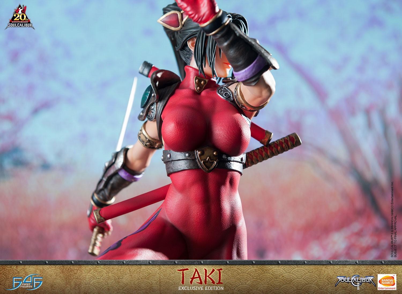 Taki Exclusive