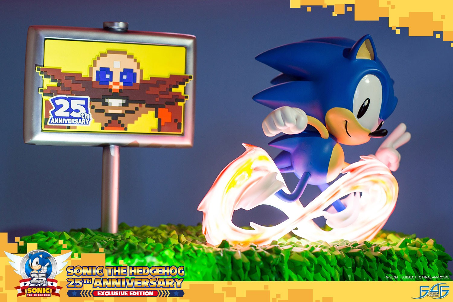 Sonic The Hedgehog Poster Gives Us a Glimpse of