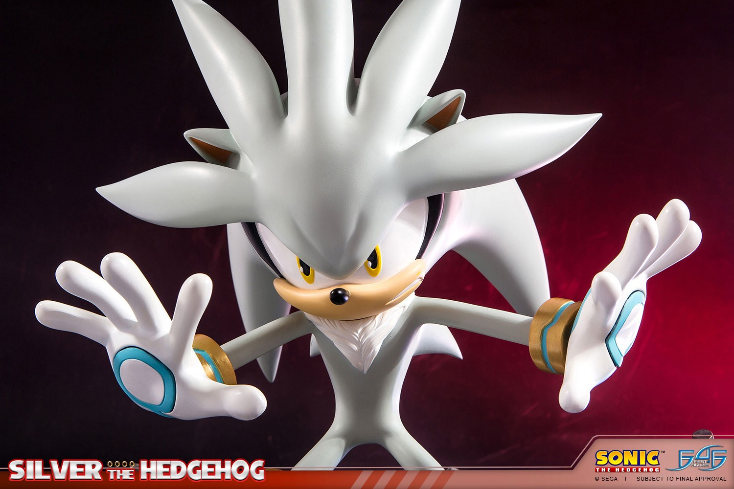 Silver the Hedgehog (Regular) - Collectibles