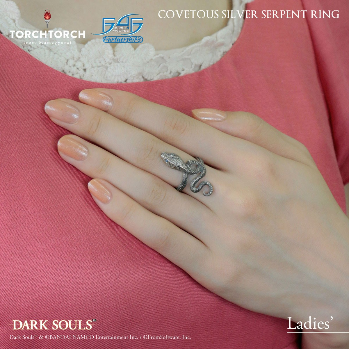 dark souls how to get silver serpent ring
