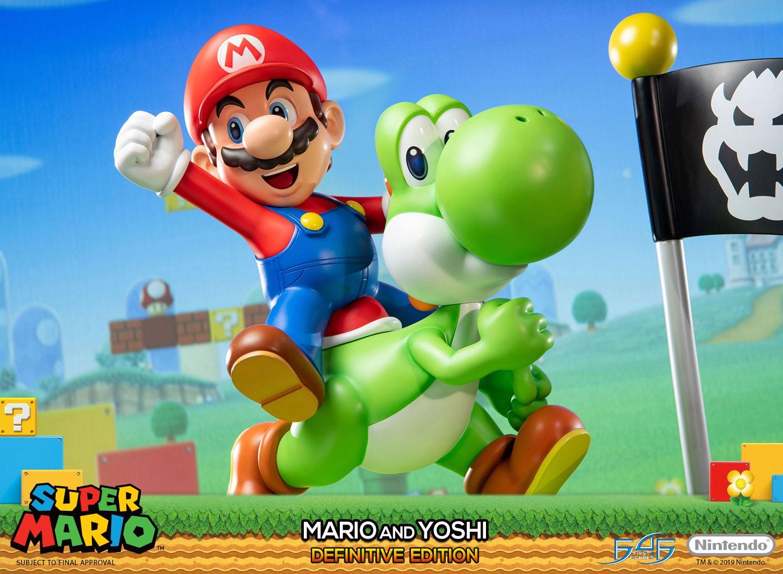 super mario  mario and yoshi definitive edition