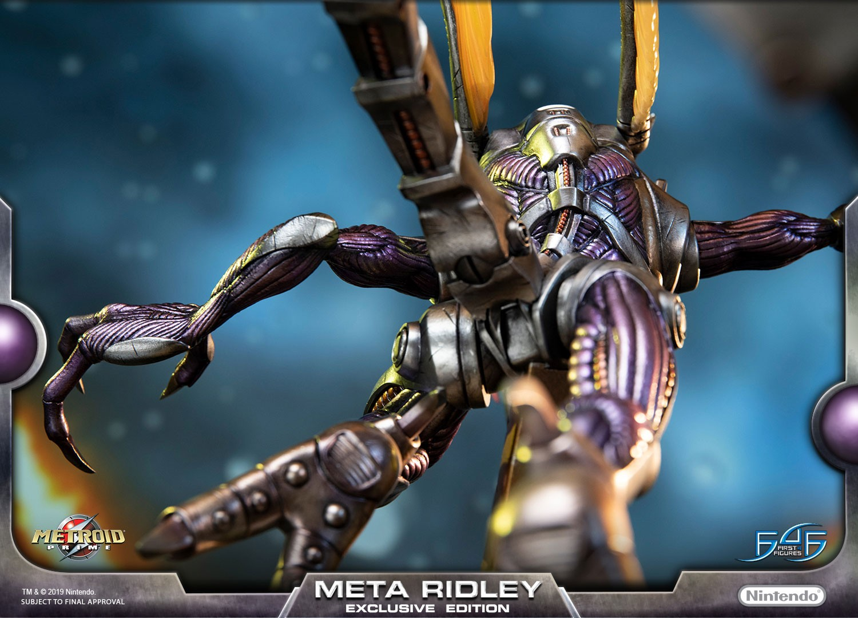 Metroid Prime – Meta Ridley Exclusive Edition