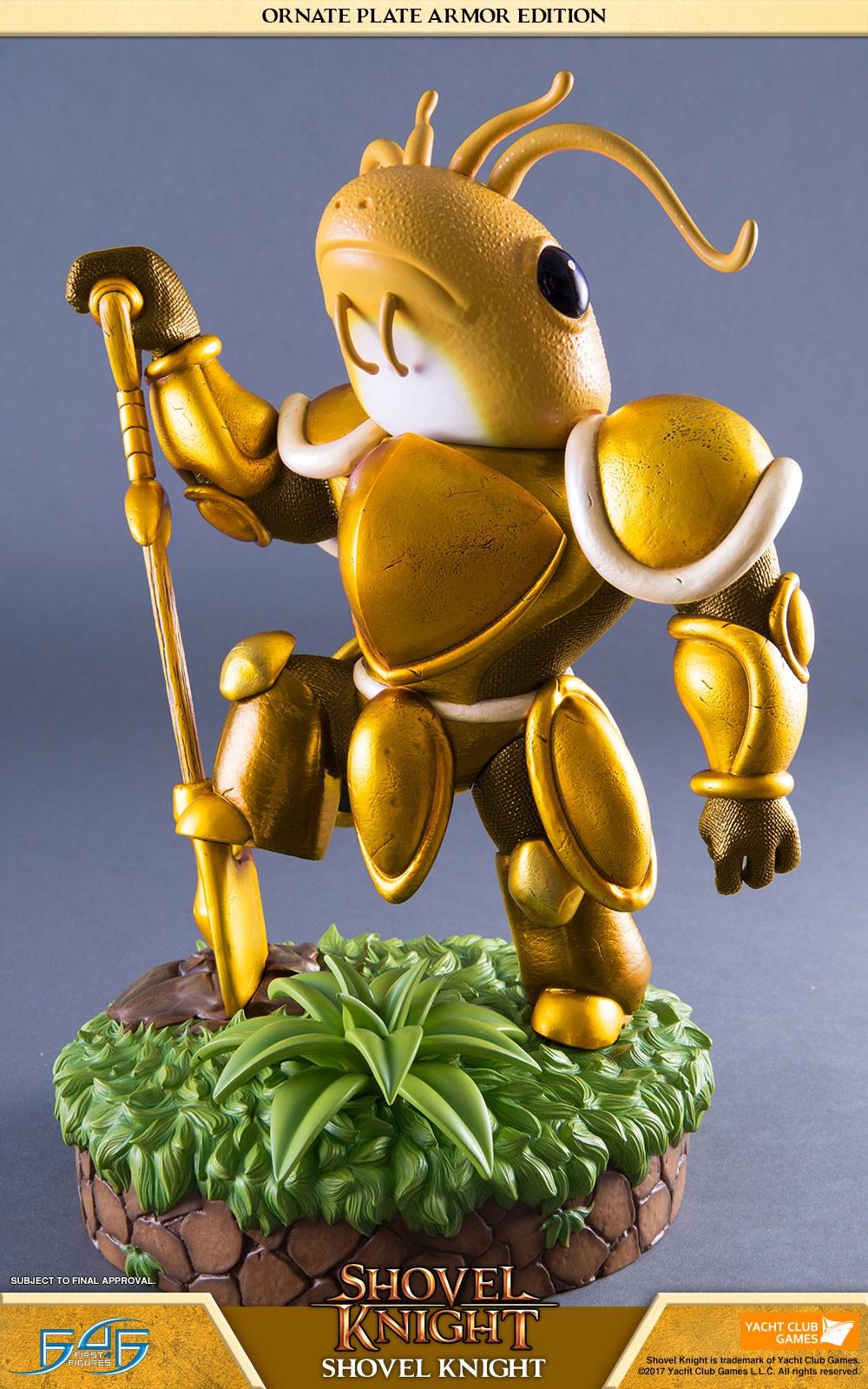 Shovel Knight Ornate Plate Armor Edition The complete shovel knight guide. shovel knight ornate plate armor edition