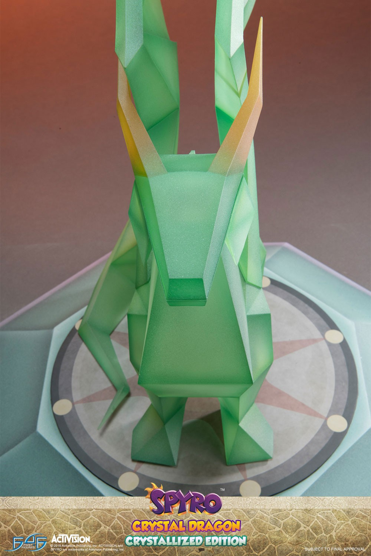 crystal dragon  crystallized edition