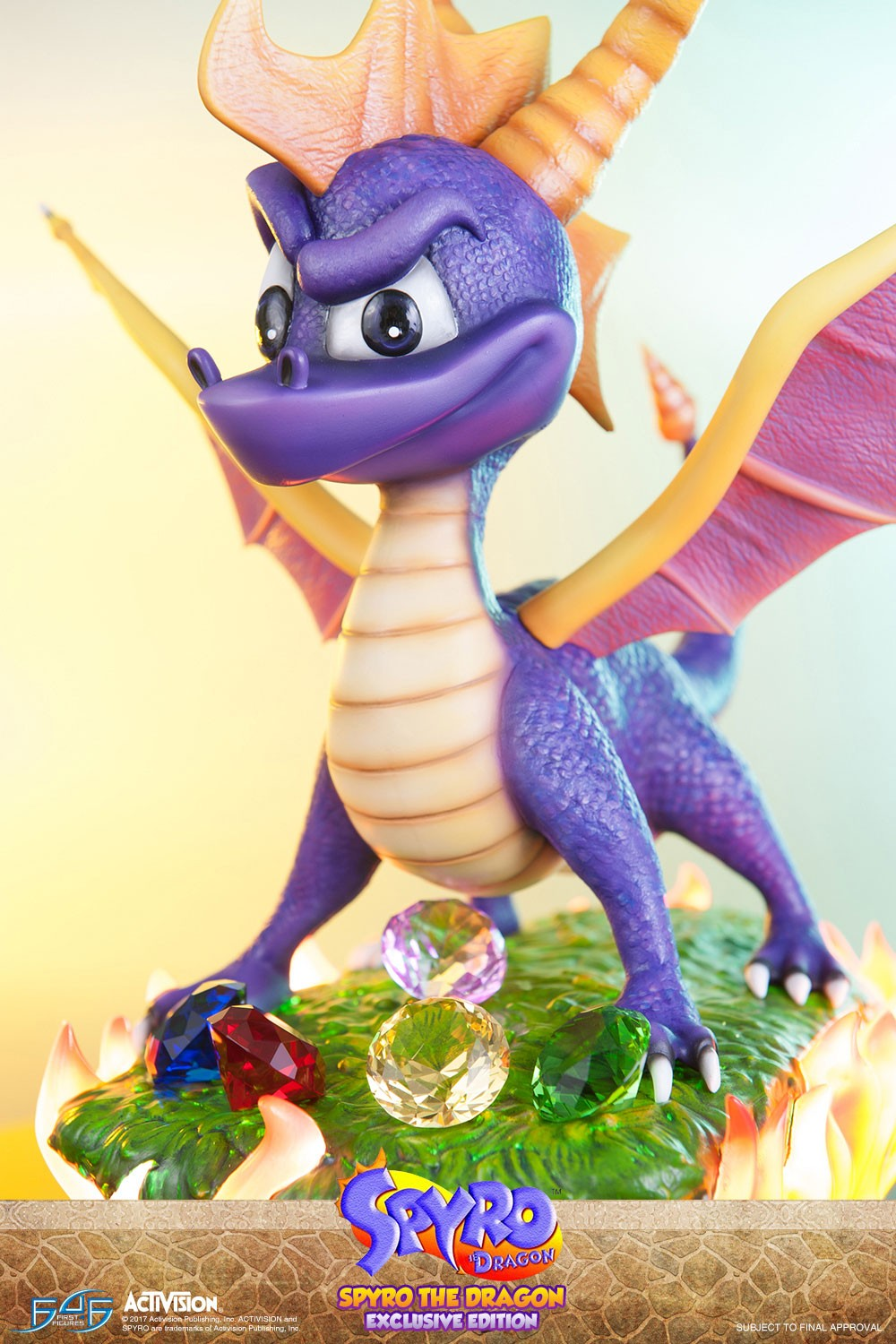 spyro exclusive
