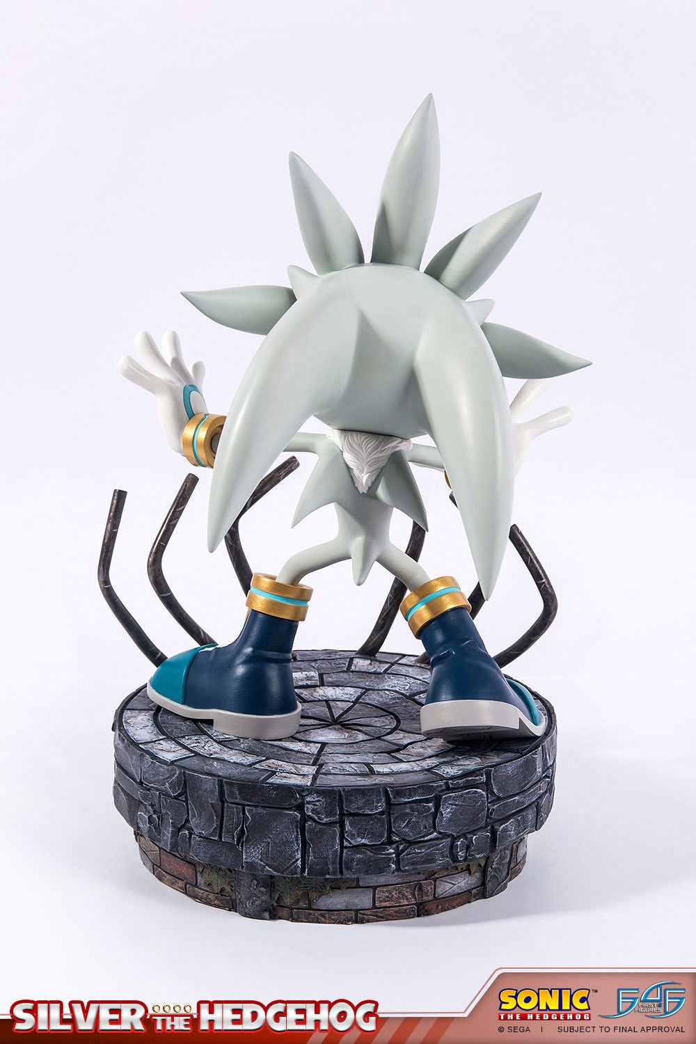 Silver the Hedgehog (Regular)