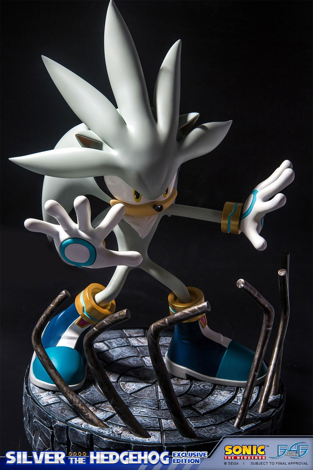 Silver the Hedgehog (Exclusive) - Sonic The Hedgehog ...