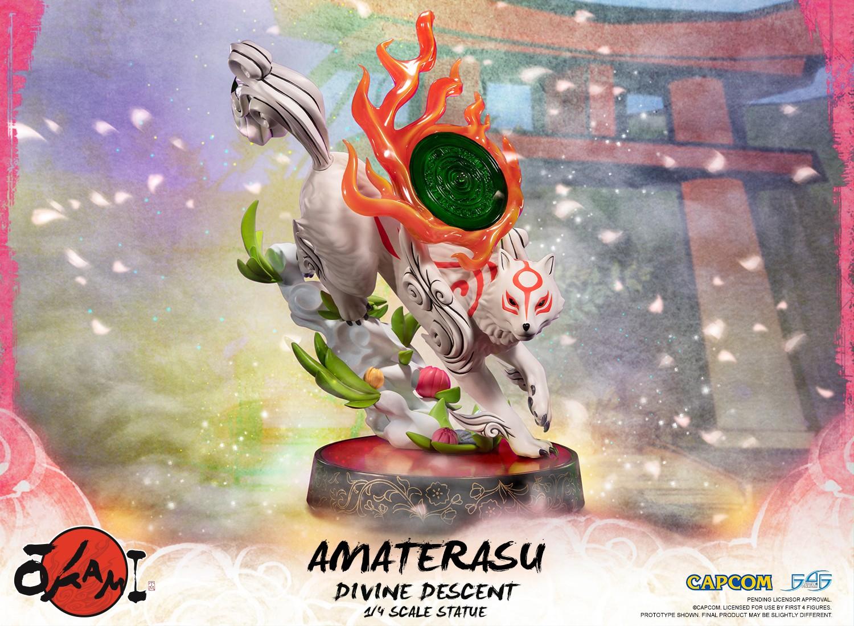 Okami - Amaterasu: Divine Descent (Standard Edition)