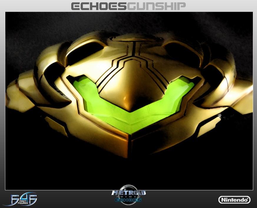Metroid Prime 2: Echoes Gunship