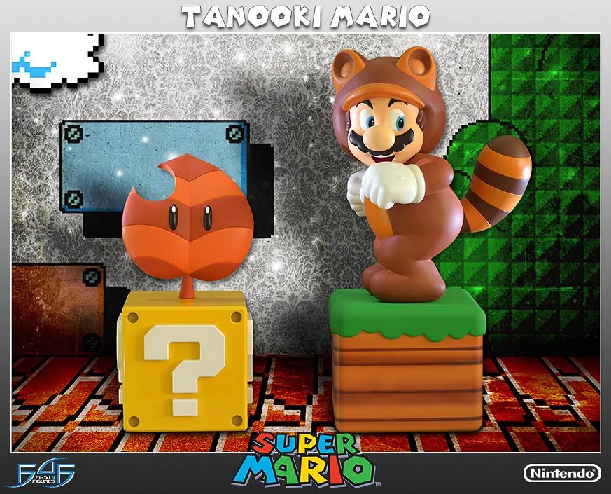 Tanooki Mario Exclusive