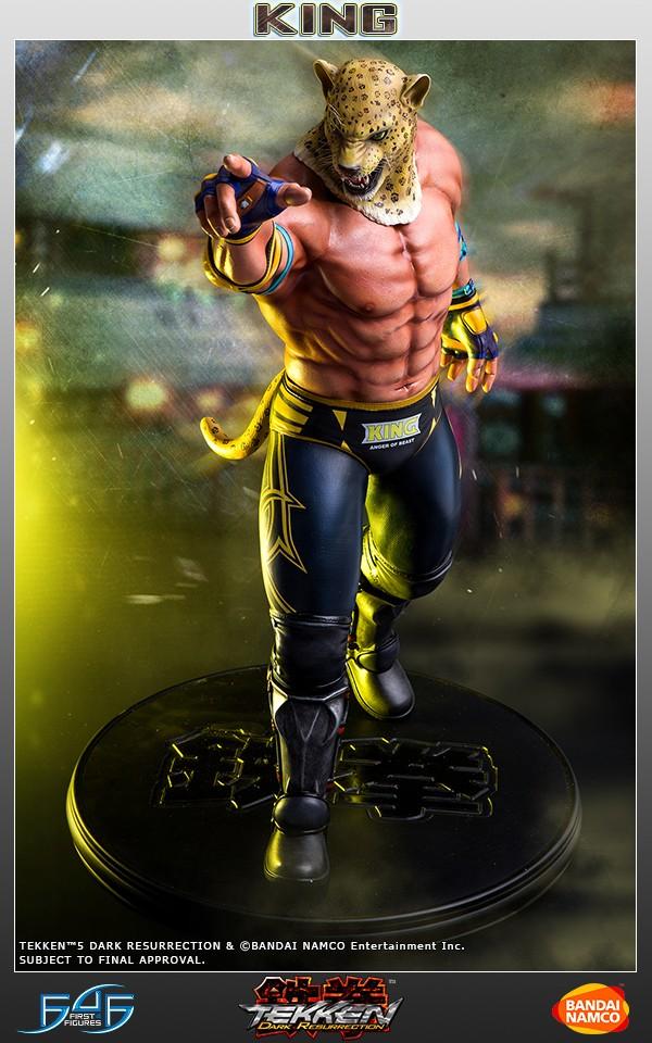 King Tekken 5 DR