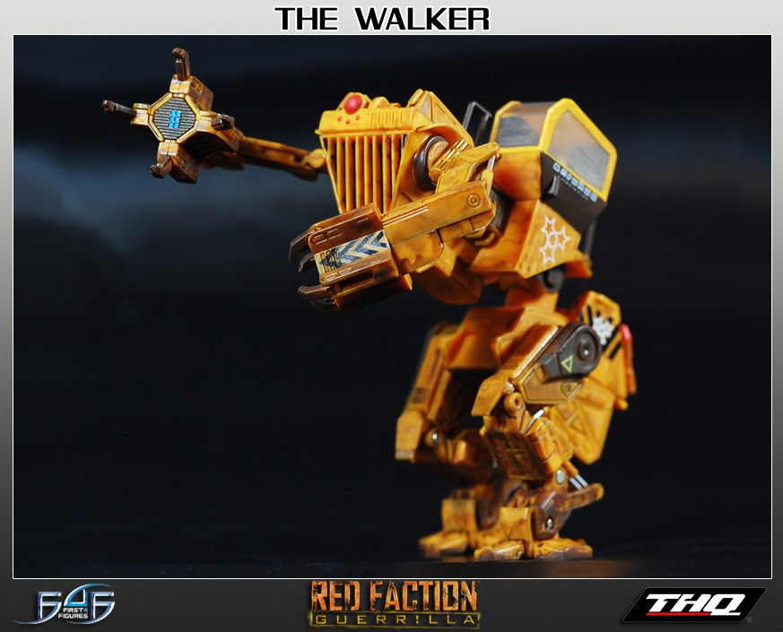 Heavy Walker