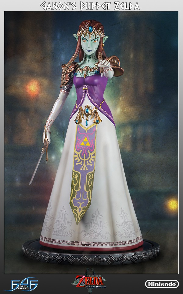 Ganon's Puppet Zelda
