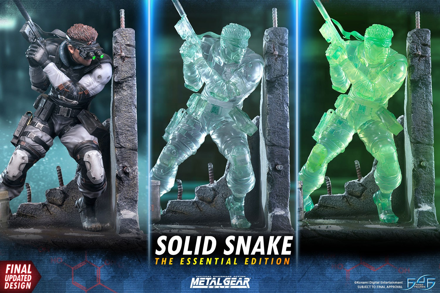 Solid Snake The Essential Edition