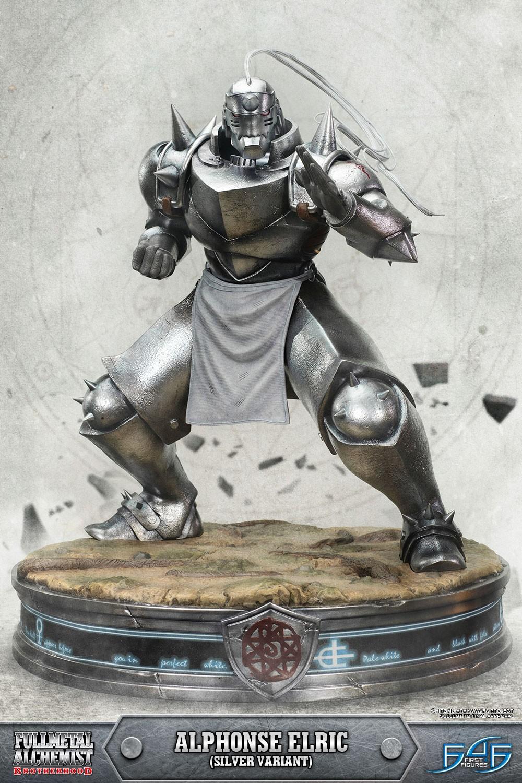 Alphonse Elric Regular Edition (Silver Variant)