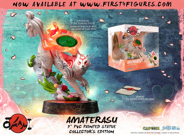 Ōkami – Amaterasu Collector's Edition